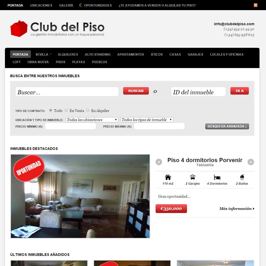 Club del piso nilo v lez for Webs buscar piso